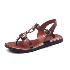 beaded-handmade-leather-sandals