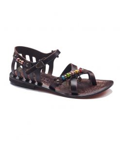 beaded leather sandals 2 247x296 - Beaded Leather Sandals