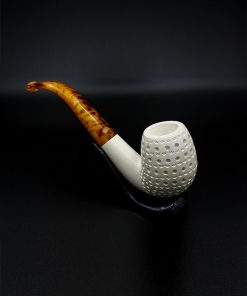 bent-billiard-meerschaum-pipe