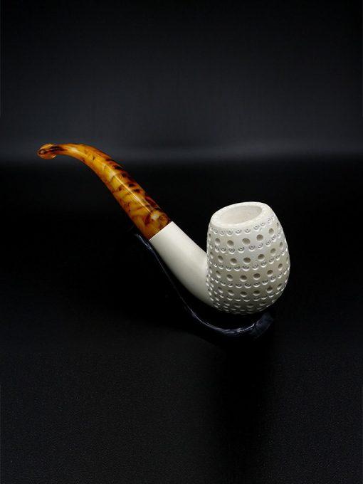 bent-billiard-meerschaum-pipe
