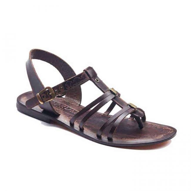 casual handmade leather sandals 1 650x650 - Casual Leather Sandals For Women