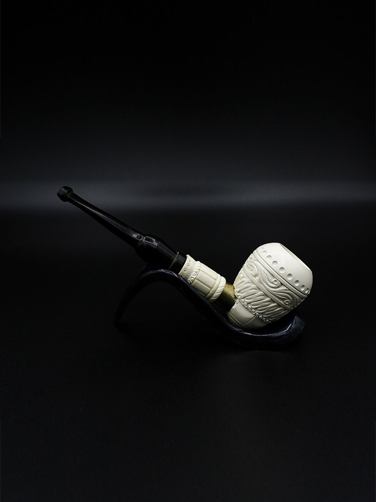 cavalier-meerschaum-pipe & Cavalier Meerschaum Pipe | First Quality | Cool Tobacco Pipes