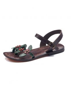 christmas-handmade-leather-sandals