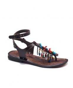 colorful beach sandals 1 247x296 - Colorful Beach Sandals