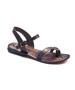 colorful handmade leather sandals 1 247x296 - Colorful Handmade Leather Sandals