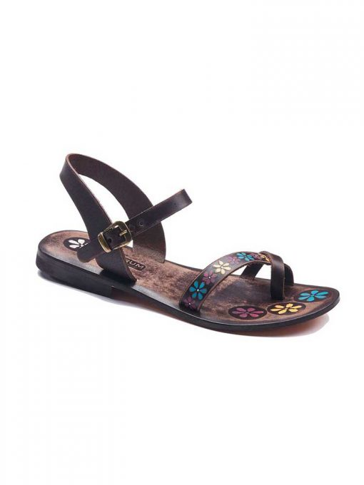 colorful handmade leather sandals 1 510x680 - Colorful Handmade Leather Sandals