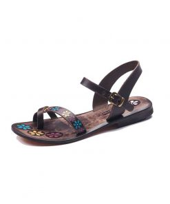 colorful-handmade-leather-sandals