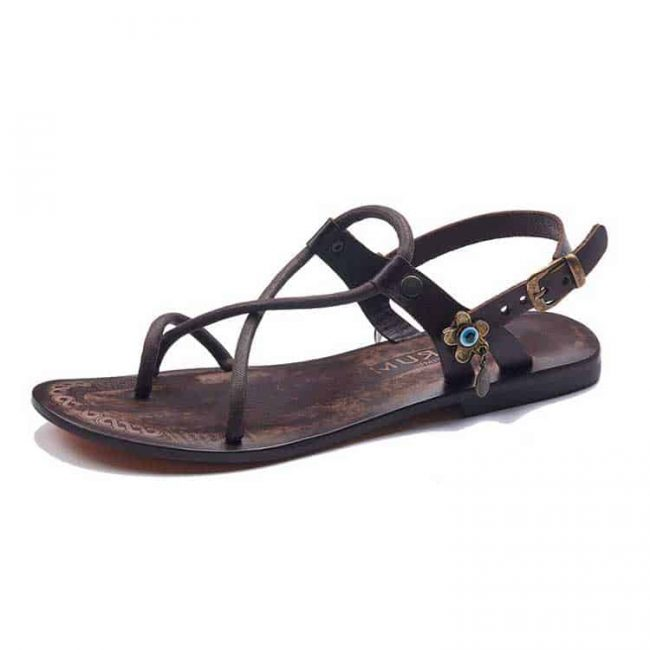 cool handmade leather sandals 1 650x650 - Kayi Tribe in 7 steps