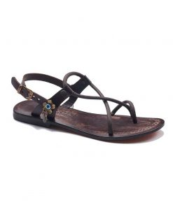 cool handmade leather sandals 2 247x296 - Cool Handmade Leather Sandals