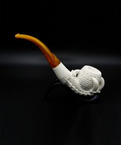 eagle-claw-pipe