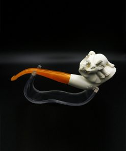 elephants-hand-carved-pipe
