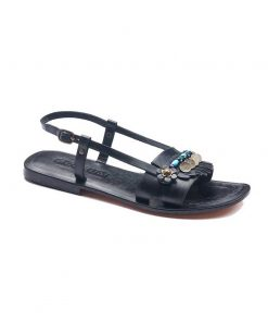 fancy handmade leather sandals 1 247x296 - Fancy Handmade Leather Sandals