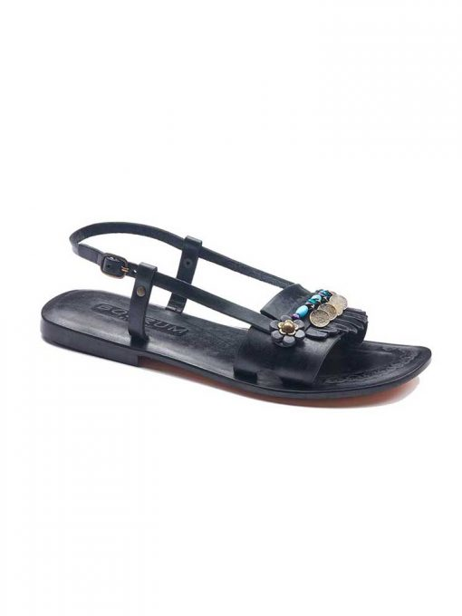 fancy handmade leather sandals 1 510x680 - Fancy Handmade Leather Sandals