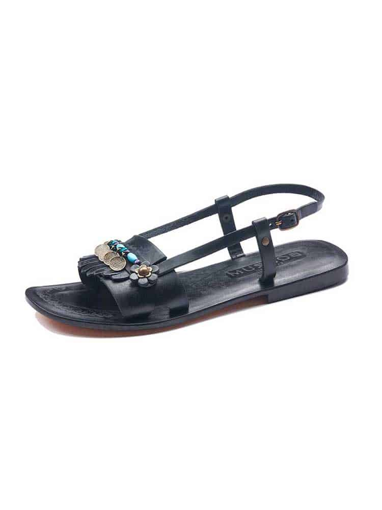 Fancy Handmade Leather Sandals  0999110e0f