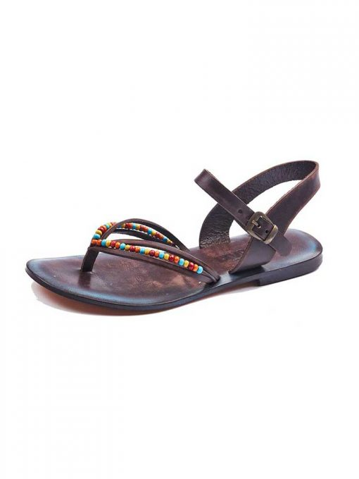 genuine-leather-sandals