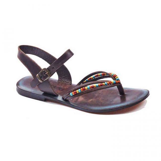 genuine leather sandals 2 650x650 - Genuine Leather Women Sandals