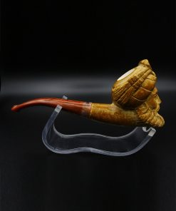 man block meerschaum pipe 2 247x296 - Man Block Meerschaum Pipe