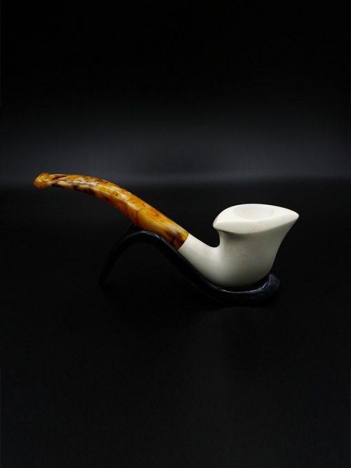 meerschaum calabash pipe 1 510x680 - Meerschaum Calabash Pipe