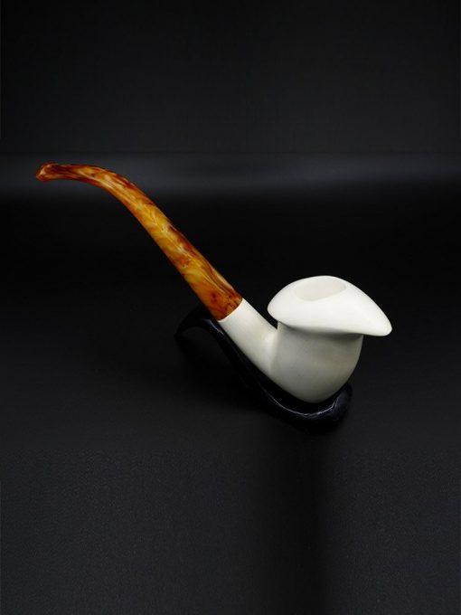 meerschaum calabash pipe 3 510x680 - Meerschaum Calabash Pipe