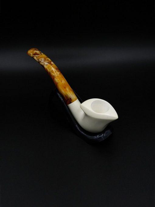 meerschaum calabash pipe 5 510x680 - Meerschaum Calabash Pipe