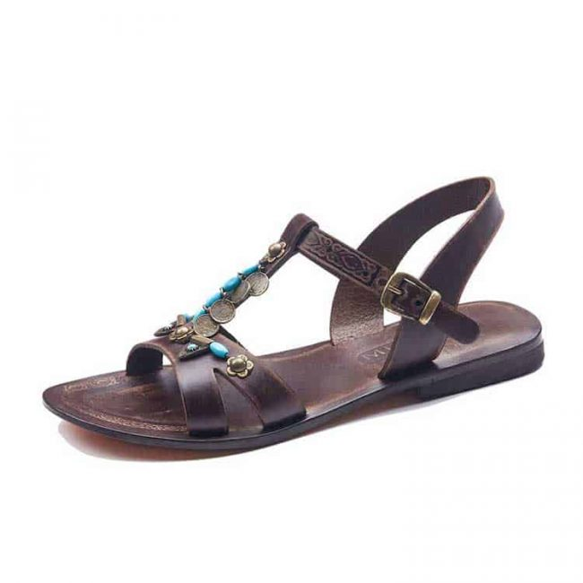 online-leather-sandals