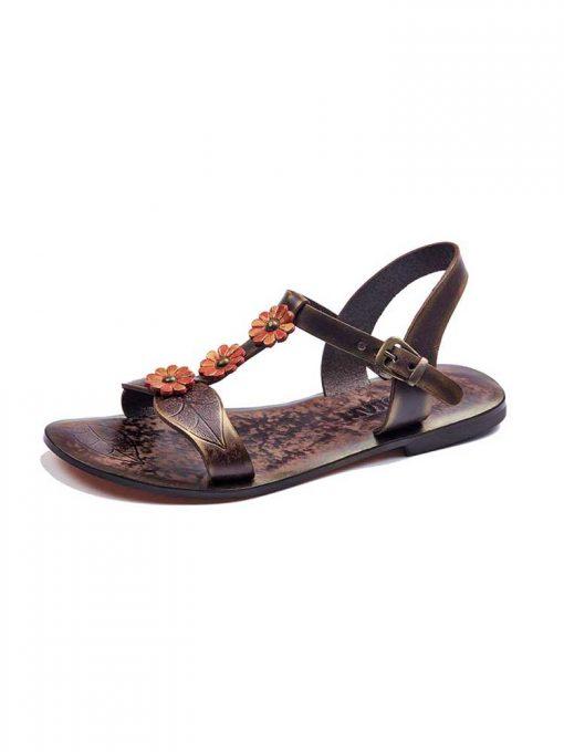 orange-leather-sandals