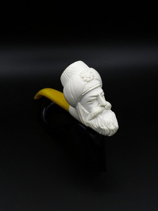 ottoman-man-meerschaum-pipe