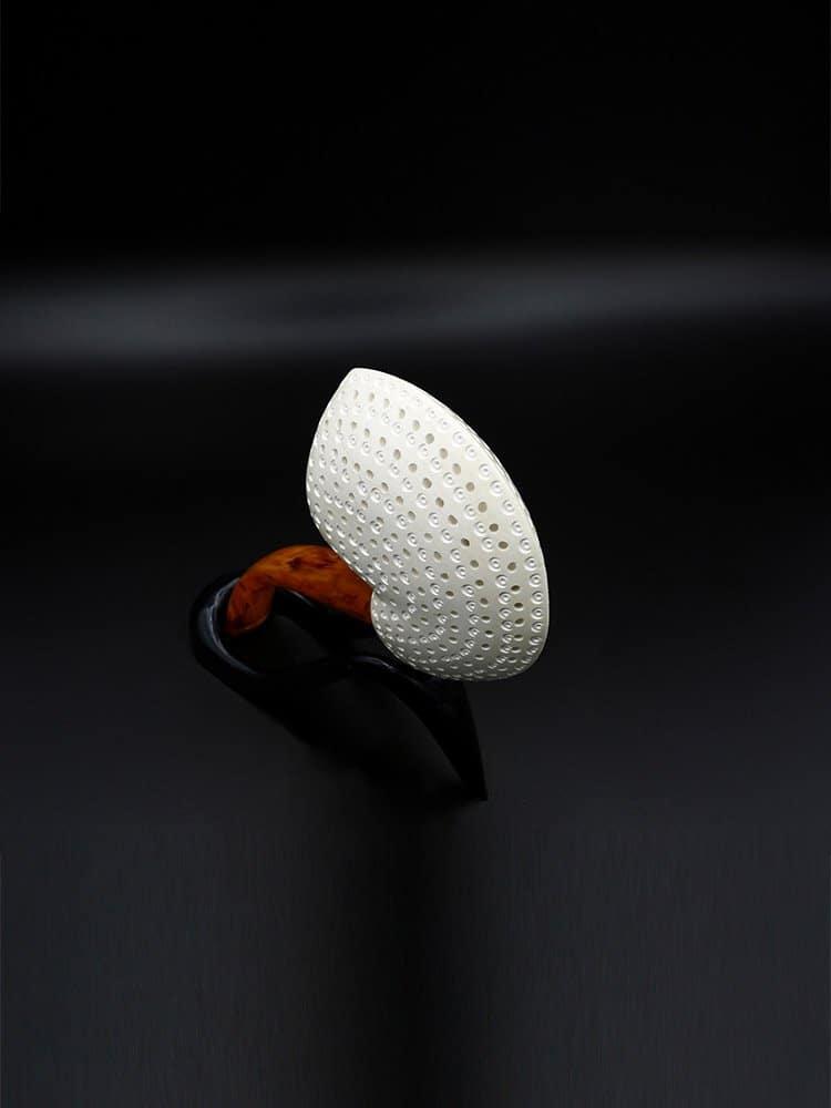 pocket meerschaum pipe 2 - Pocket Meerschaum Pipe