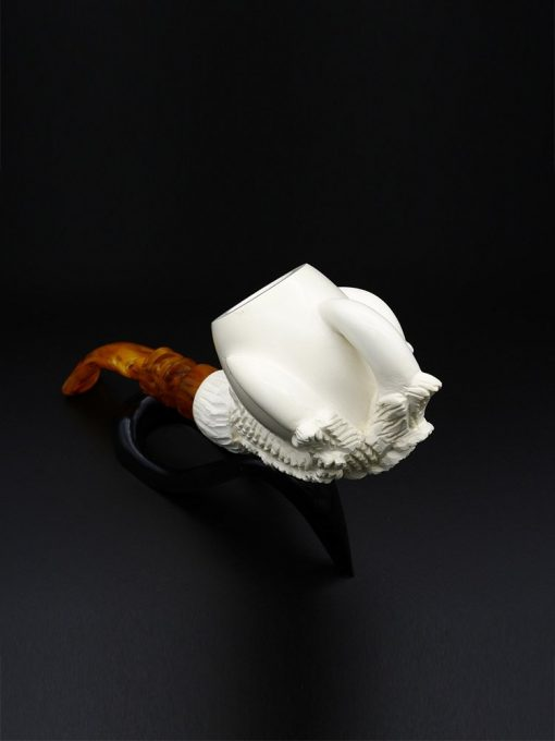 pure eagle claw pipe 3 510x680 - Pure Eagle Claw Pipe