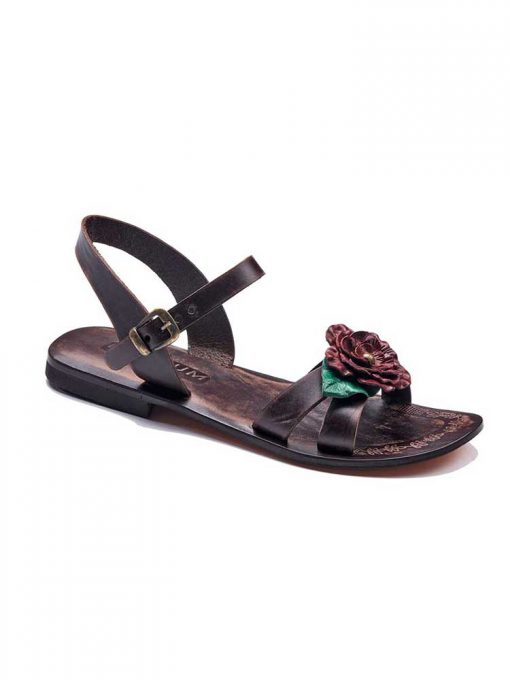 shopping star leather sandals 1 510x680 - Shopping Star Leather Sandals