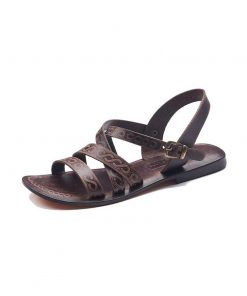 strapped-leather-sandals