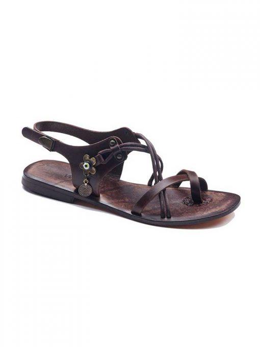 stylish handmade leather sandals 1 1 510x680 - Stylish Womens Leather Sandals