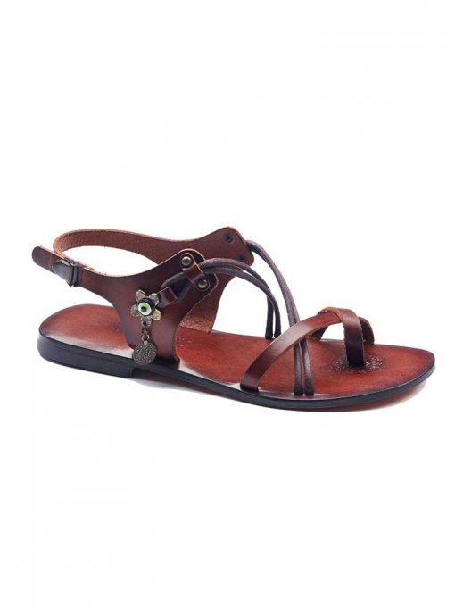 stylish handmade leather sandals 1 510x680 - Stylish Handmade Leather Sandals