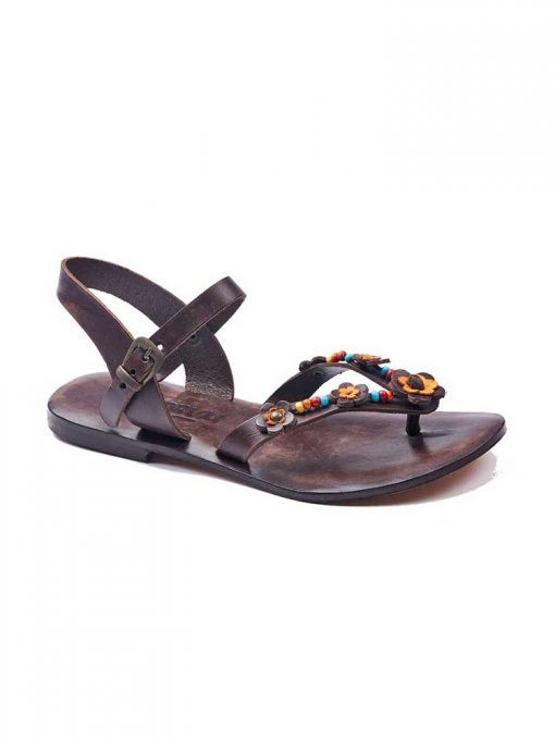 summer leather sandals 2 510x680 - Summer Leather Sandals