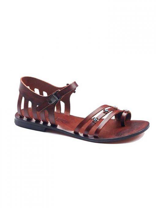toe thong handmade leather shoes 5 510x680 - Toe Thong Handmade Leather Shoes