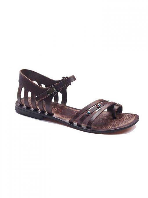 toe thong handmade leather shoes 6 510x680 - Toe Thong Handmade Leather Shoes