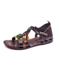 trendy-leather-sandals