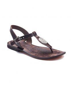 tugra handmade sandals 2 247x296 - Women Leather Sandals Tugra