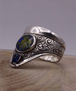 Esthetic Archery Silver Mens Ring 1 247x296 - Esthetic Archery Silver Mens Ring