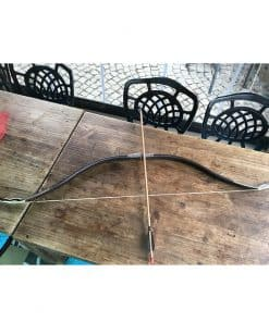 Handmade Archery Set Bow Arrows Buffalo Horn