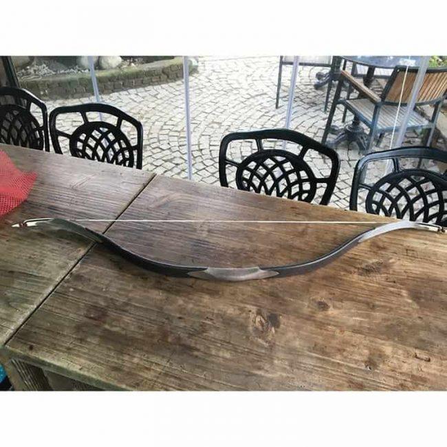 Handmade Archery Set Bow Arrows Buffalo Horn 4 650x650 - Handmade Archery Set Bow Arrows Buffalo Horn