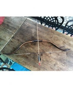 Handmade Archery Set Bow Arrows Decorative