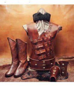 WhatsApp Image 2018 12 07 at 16.42 247x296 - Handmade Leather Archer Set