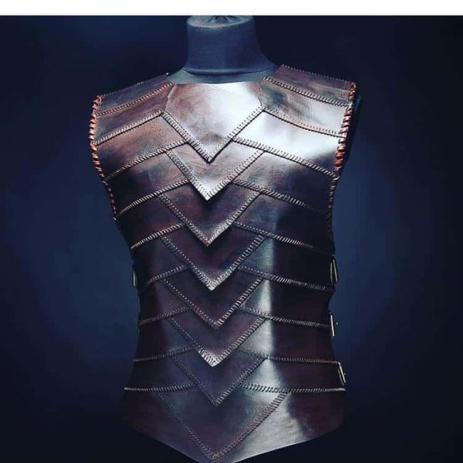 WhatsApp Image 2018 12 07 at 16.47 650x650 - Handmade Leather Armor