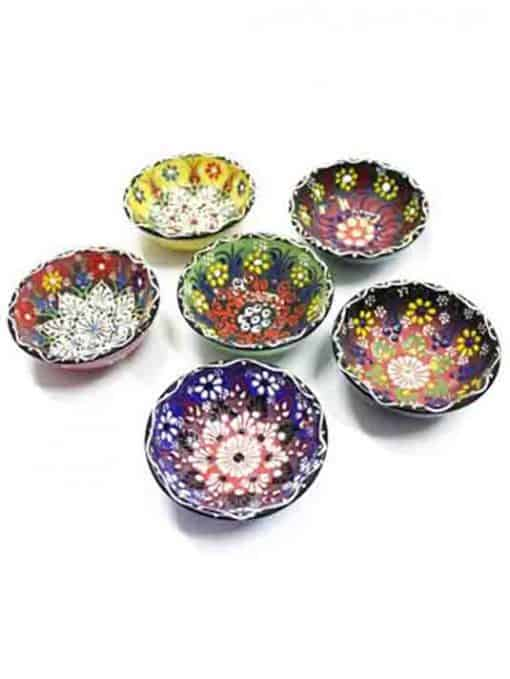ceramic tile bowls 510x679 - Ceramic Tile Bowls