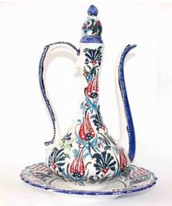 ceramic tile pitcher 247x296 - Ceramic Tile Pitcher