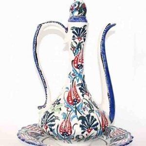 ceramic-tile-pitcher