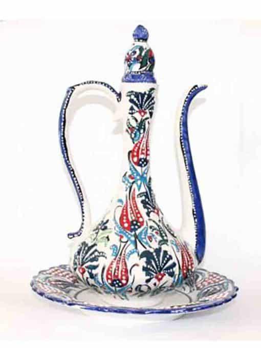 ceramic tile pitcher 510x679 - Ceramic Tile Pitcher