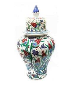 turkish tiles vase 247x296 - Turkish Tiles Vase