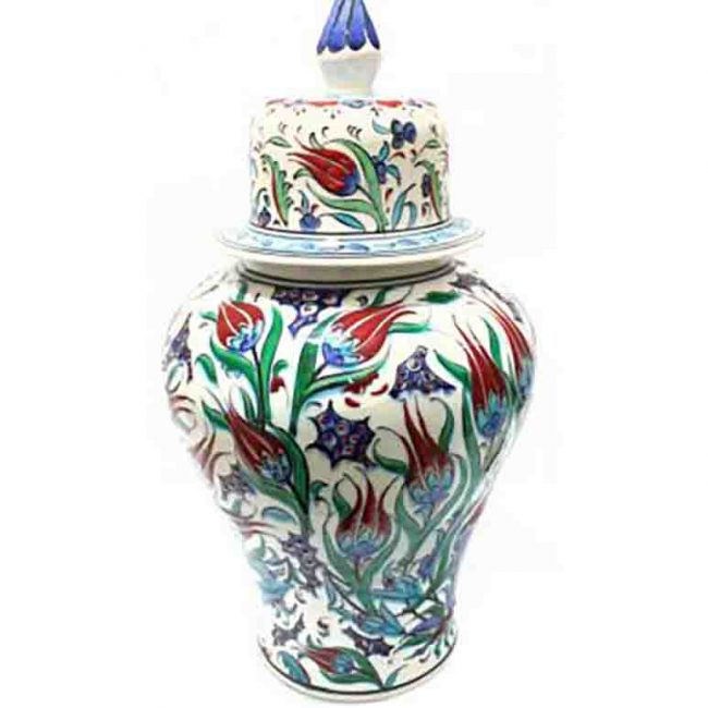 Buy Turkish Ceramic Tiles Vase
